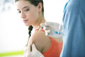 фото: прививки против ВПЧ
