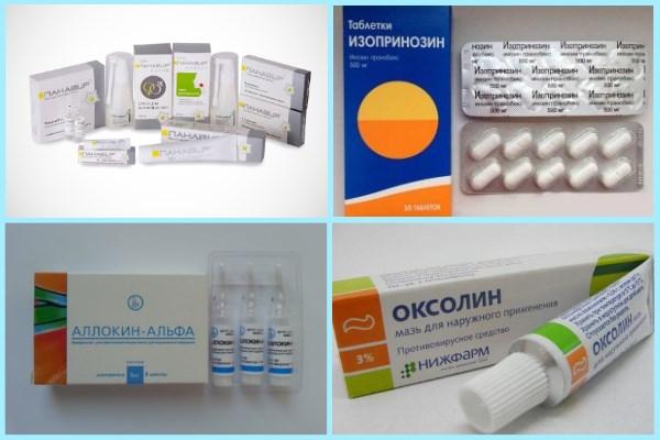 Панавир, Аллокин-альфа, Изопринозин